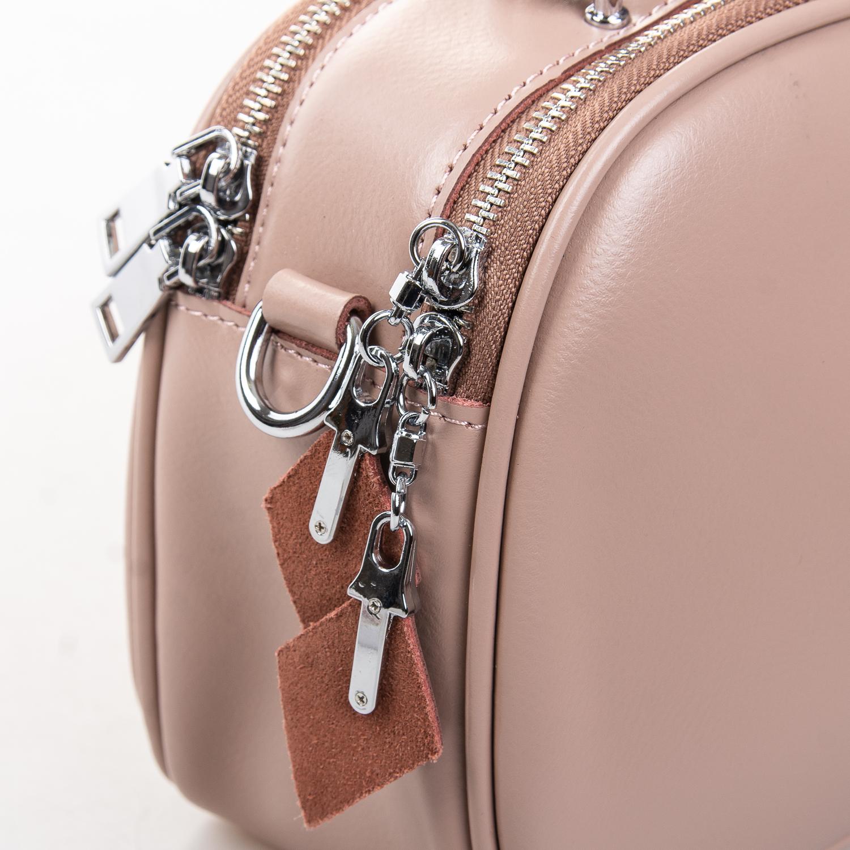 Сумка Женская Клатч кожа ALEX RAI 2-01 8389 pink - фото 3