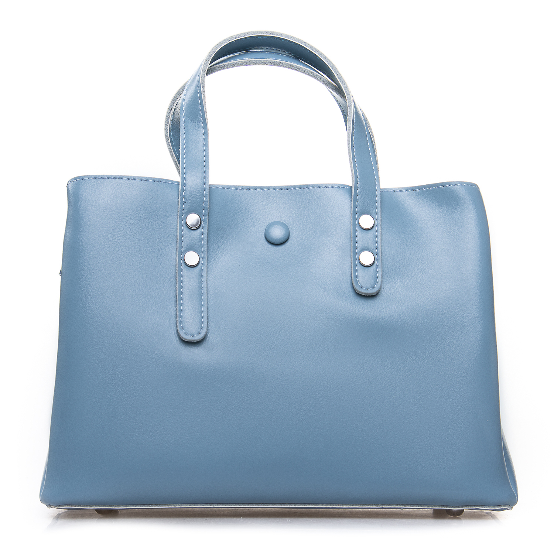 Сумка Женская Классическая кожа ALEX RAI 2-02 349 light-blue