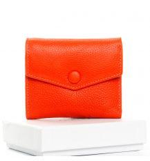Кошелек Classic кожа DR. BOND WS-20 orange