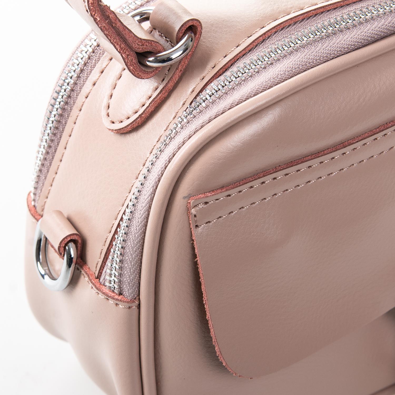 Сумка Женская Клатч кожа ALEX RAI 2-01 8646 pink - фото 3