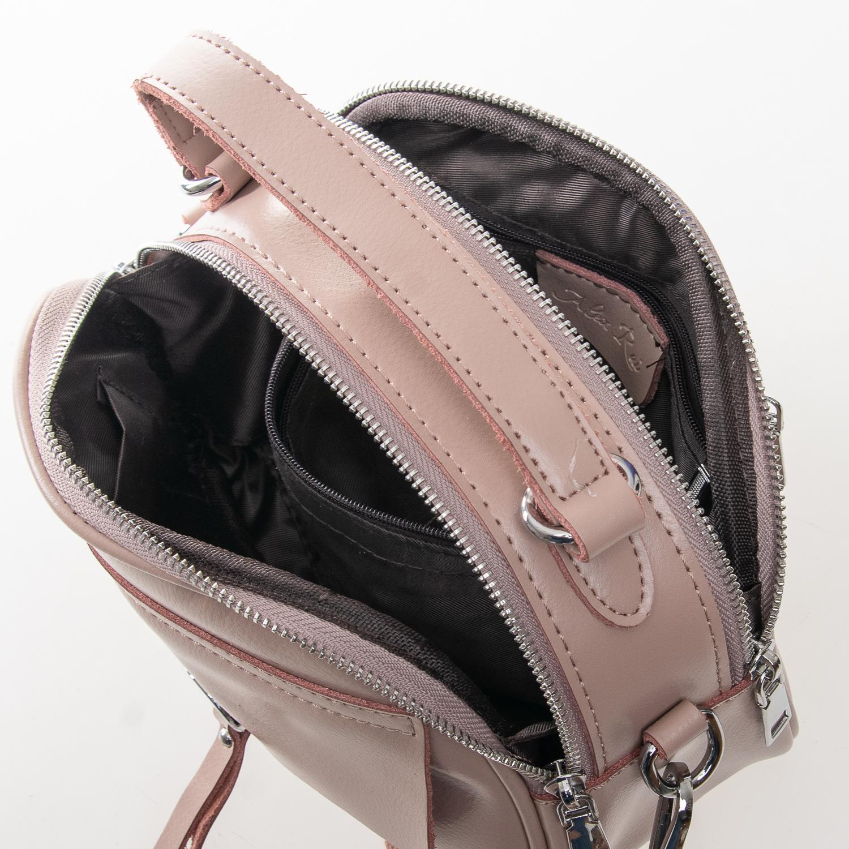 Сумка Женская Клатч кожа ALEX RAI 2-01 8646 pink - фото 5