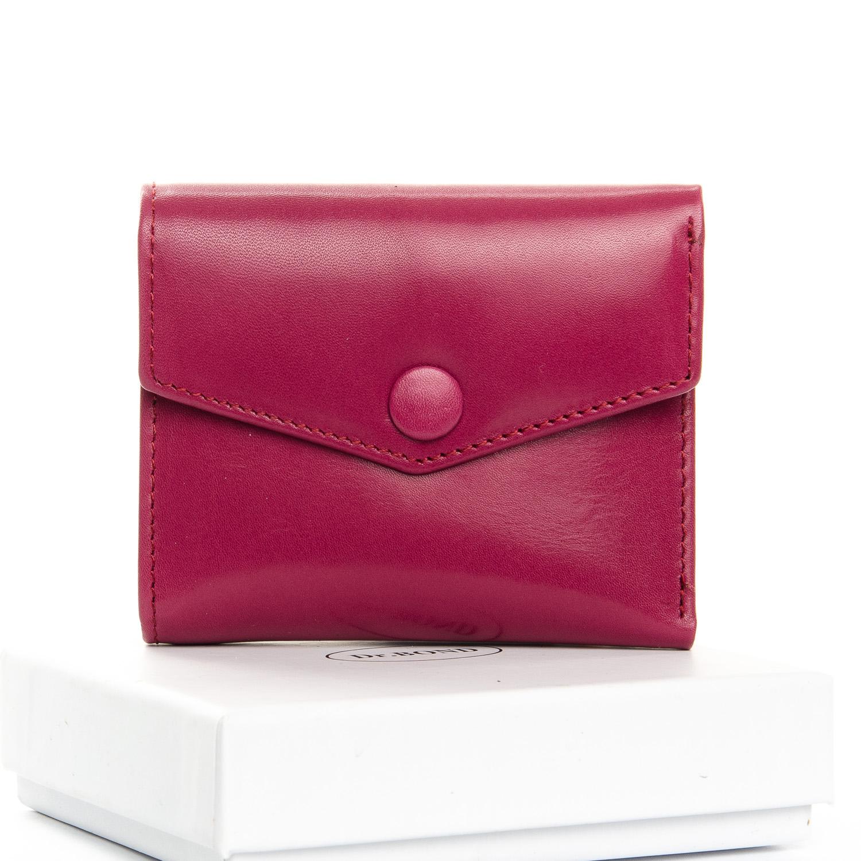 Кошелек Classic кожа DR. BOND WS-20 purple-red