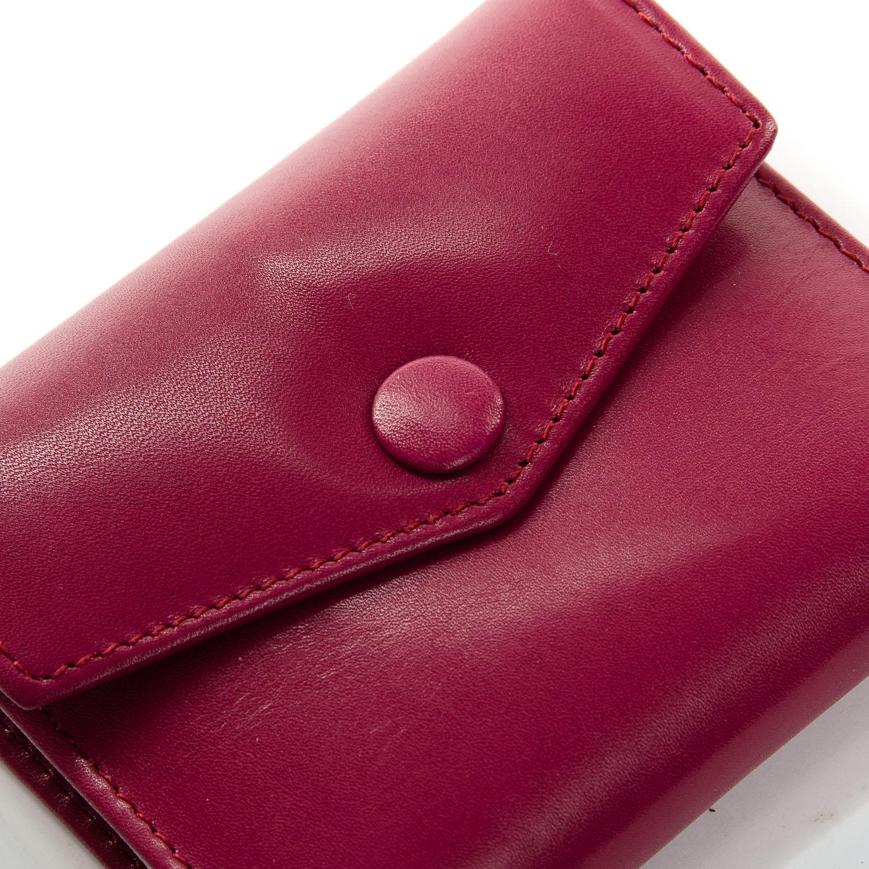 Кошелек Classic кожа DR. BOND WS-20 purple-red - фото 3