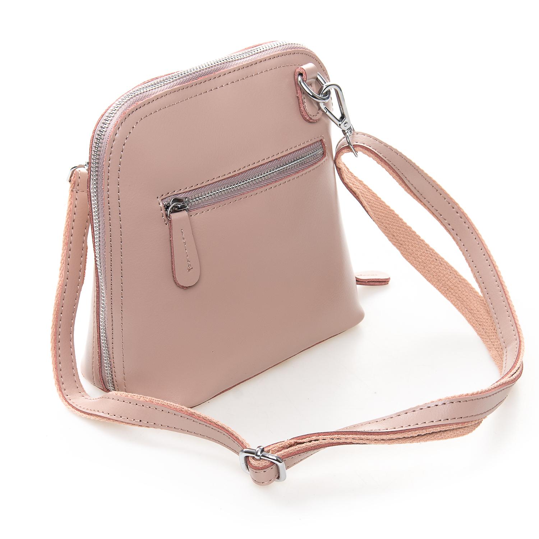 Сумка Женская Клатч кожа ALEX RAI 2-01 8803 pink - фото 4