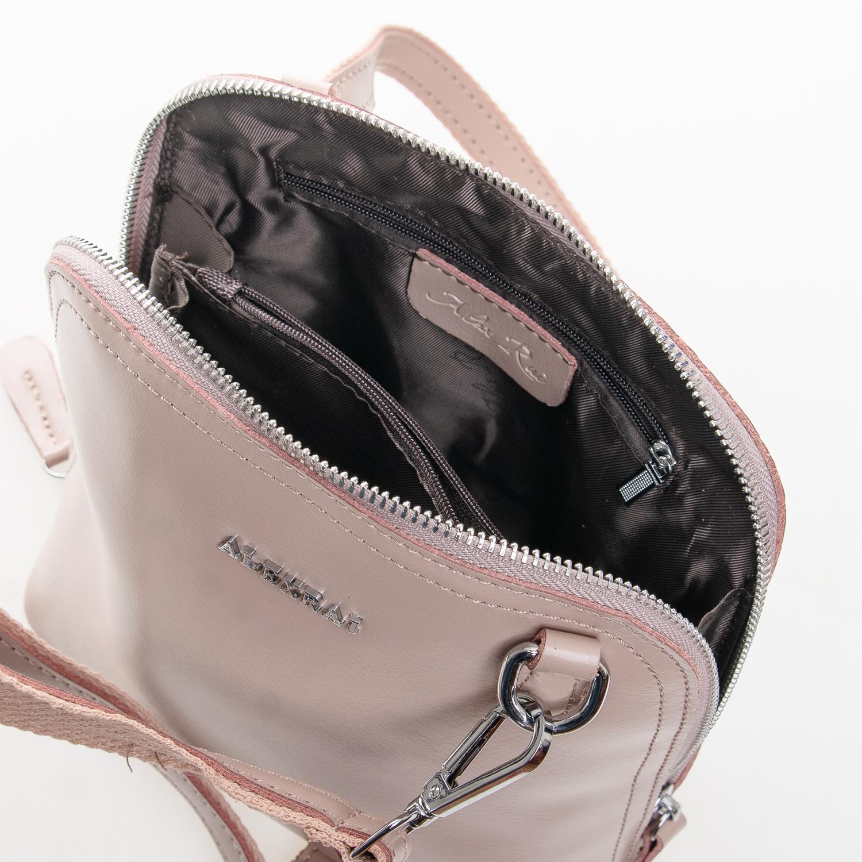 Сумка Женская Клатч кожа ALEX RAI 2-01 8803 pink - фото 5