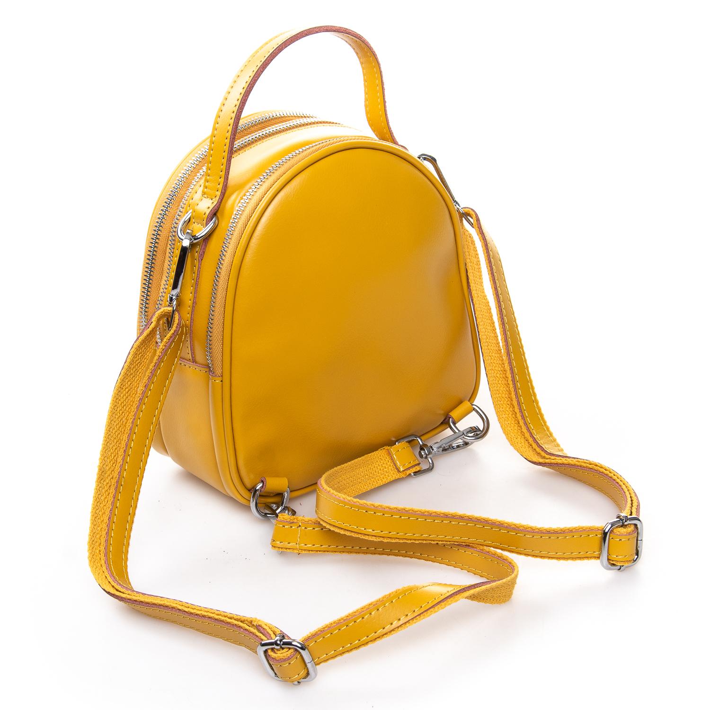 Сумка Женская Клатч кожа ALEX RAI 2-01 2228 yellow - фото 4