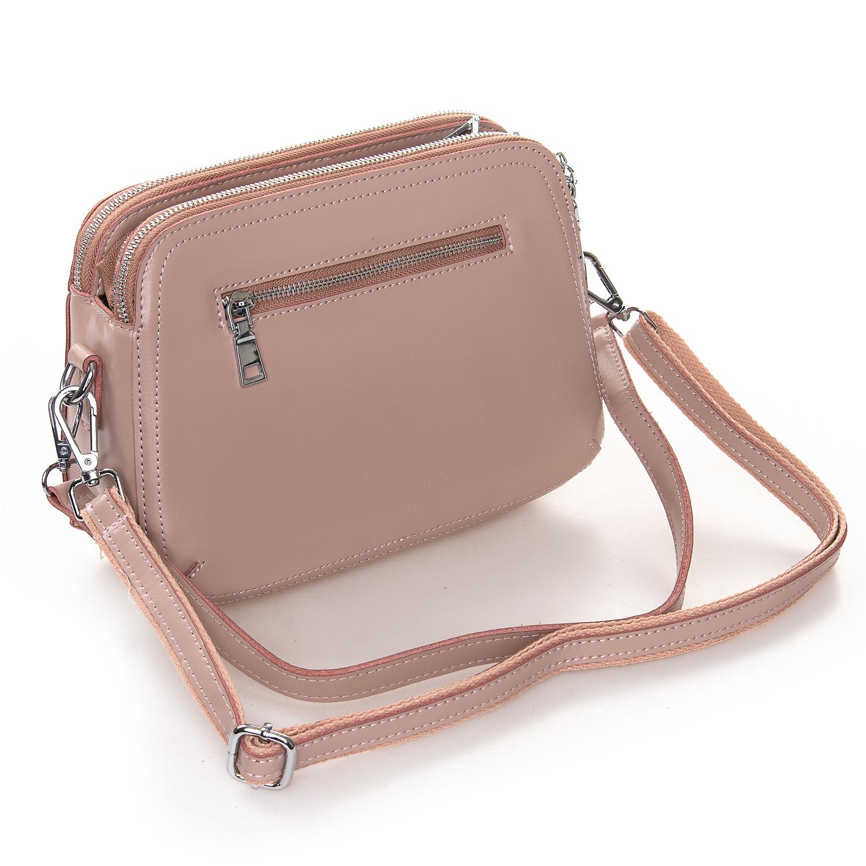 Сумка Женская Клатч кожа ALEX RAI 2-01 8725 pink - фото 4