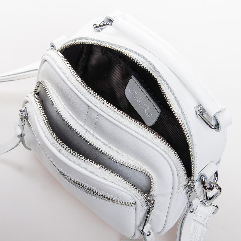 Сумка Женская Клатч кожа ALEX RAI 2-01 8802 white - фото 5
