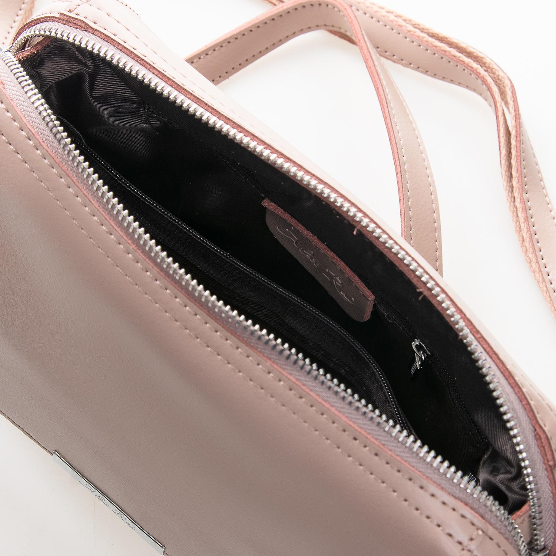 Сумка Женская Клатч кожа ALEX RAI 2-01 2227 pink - фото 5
