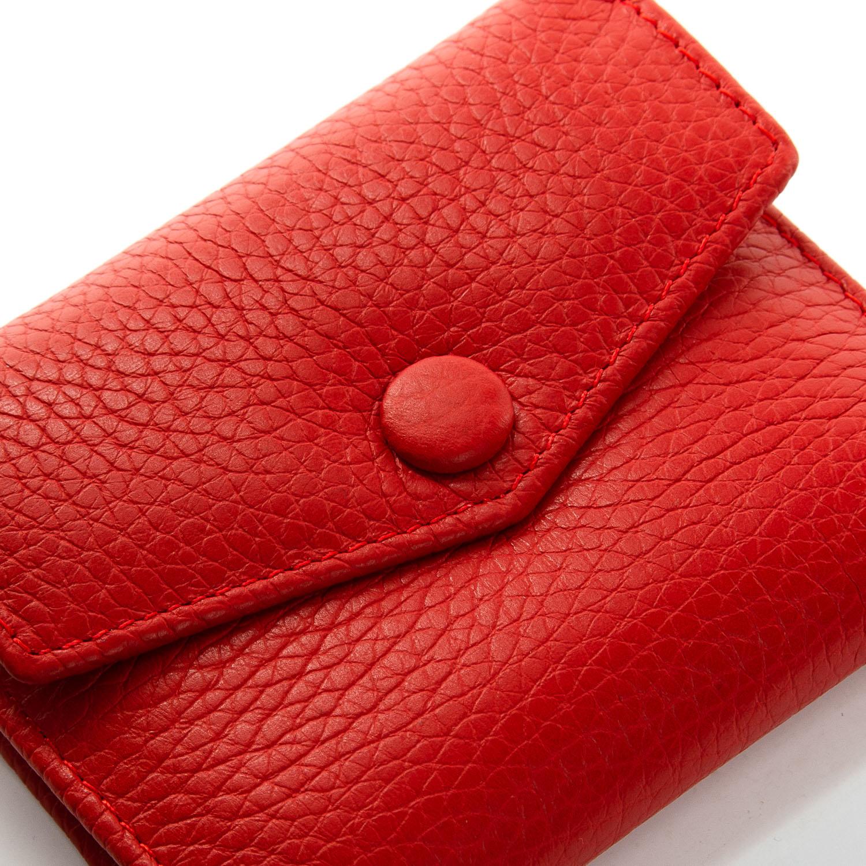 Кошелек Classic кожа DR. BOND WS-20 red - фото 3