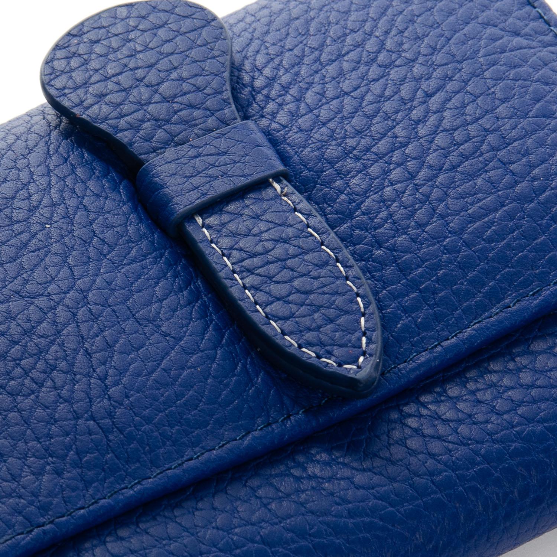 Кошелек Classic кожа DR. BOND WS-21 light-blue - фото 3