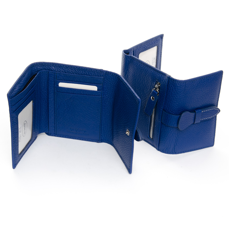 Кошелек Classic кожа DR. BOND WS-21 light-blue - фото 4