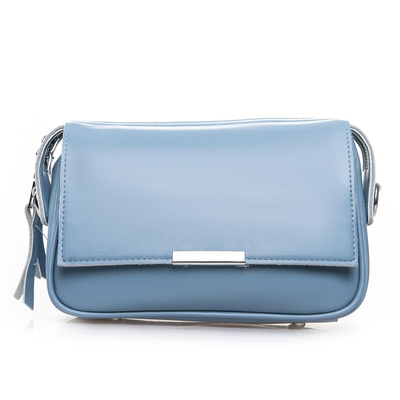 Сумка Женская Клатч кожа ALEX RAI 2-01 2227 light-blue
