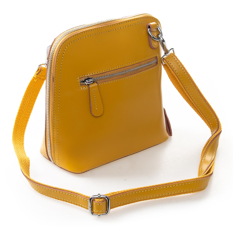 Сумка Женская Клатч кожа ALEX RAI 2-01 8803 yellow - фото 4