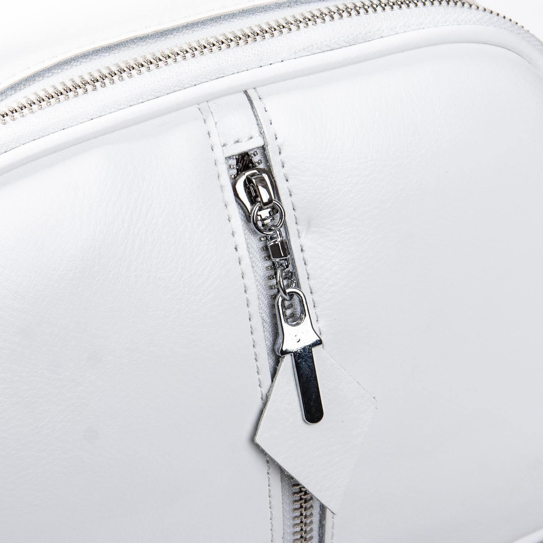 Сумка Женская Клатч кожа ALEX RAI 2-01 8389 white - фото 3