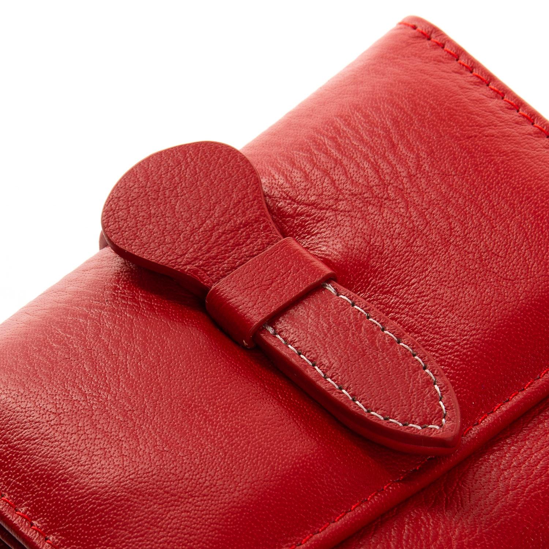 Кошелек Classic кожа DR. BOND WS-21 red - фото 3