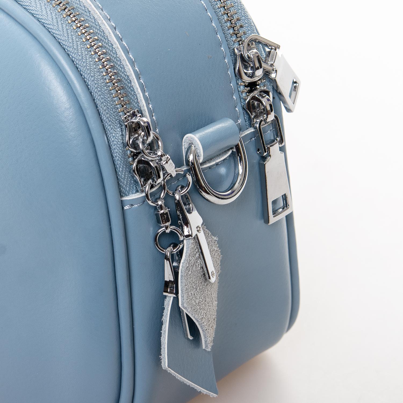 Сумка Женская Клатч кожа ALEX RAI 2-01 8389 light-blue - фото 3