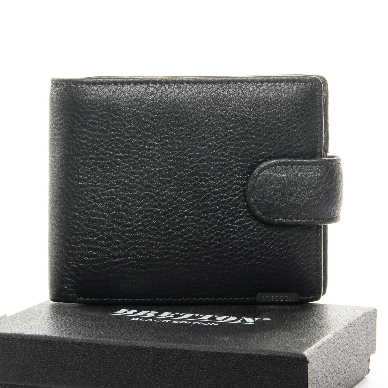 Кошелек BE Мужской BRETTON 208-0613 black