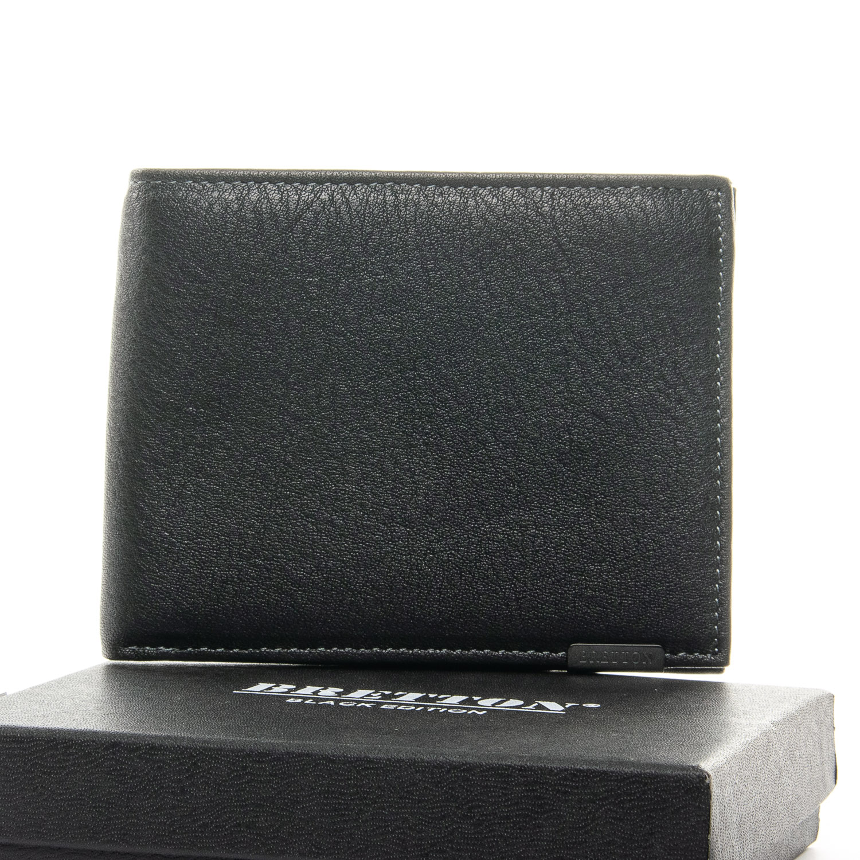 Кошелек BE Мужской BRETTON 208S black