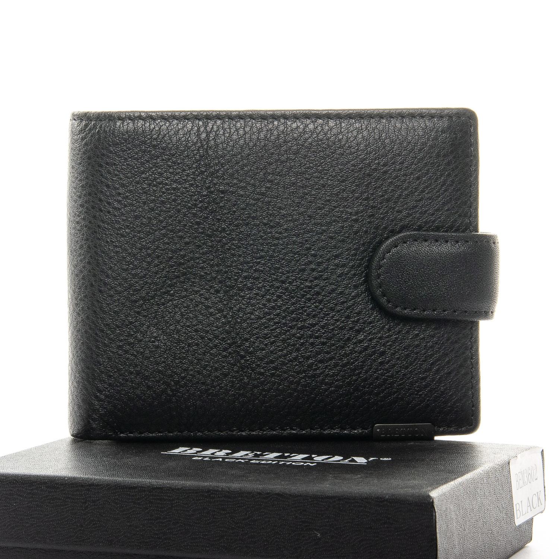 Кошелек BE Мужской BRETTON M3602 black