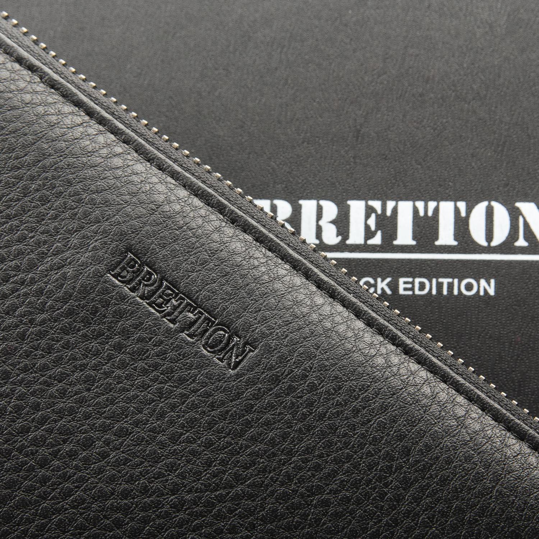 Кошелек BE Мужской BRETTON 162-12 black - фото 3