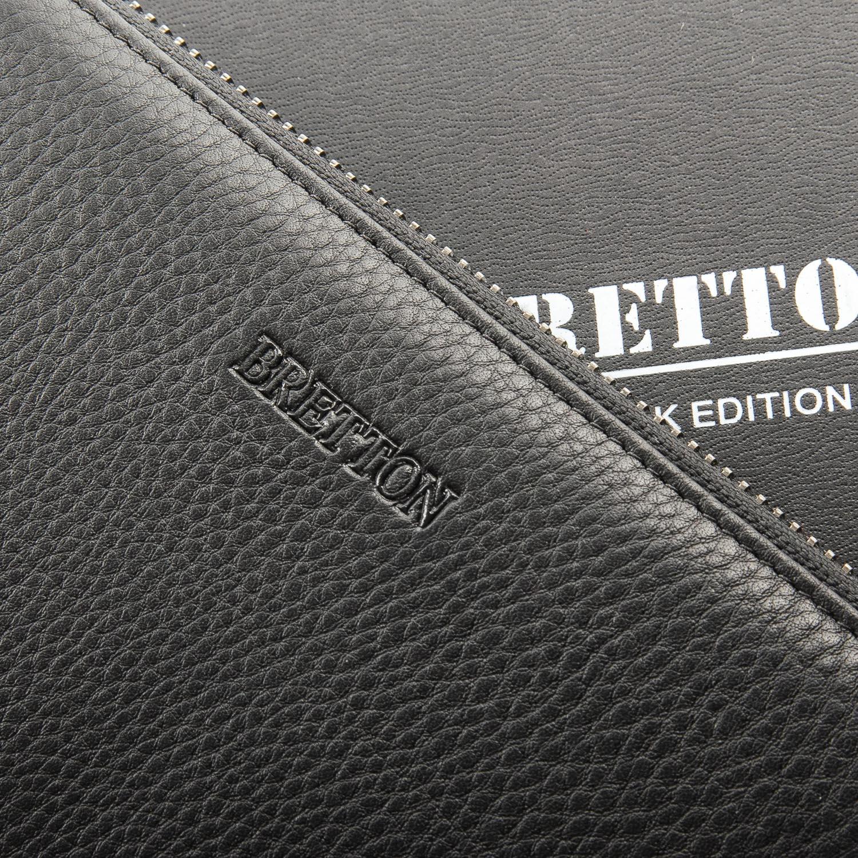 Кошелек BE Мужской BRETTON 162-22 black - фото 3