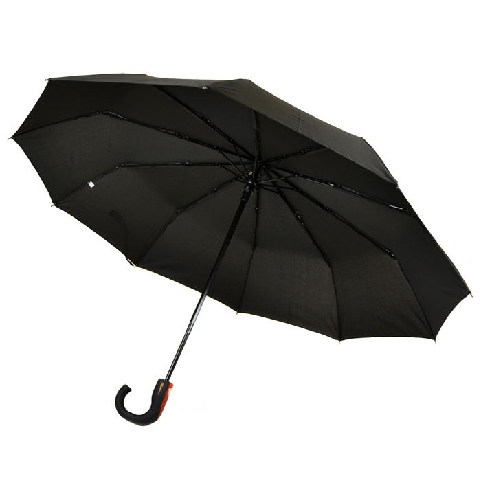 Зонт Полуавтомат Мужской полиэстер 453 - фото 3
