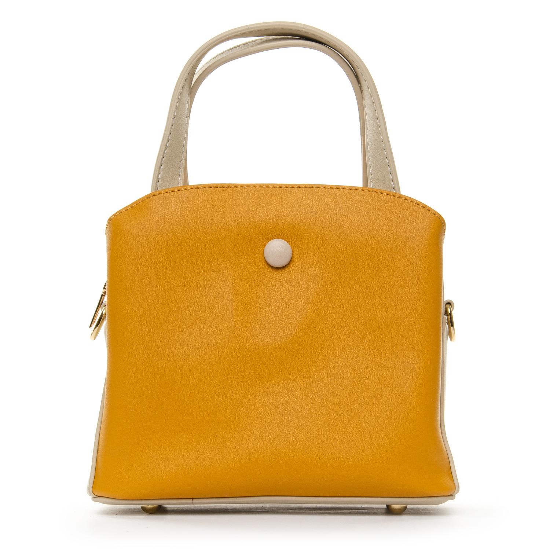 Сумка Женская Классическая иск-кожа FASHION 1-04 10311 yellow