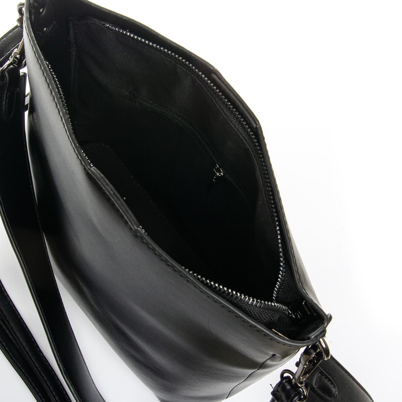 Сумка Женская Классическая иск-кожа FASHION 1-04 920 black - фото 5