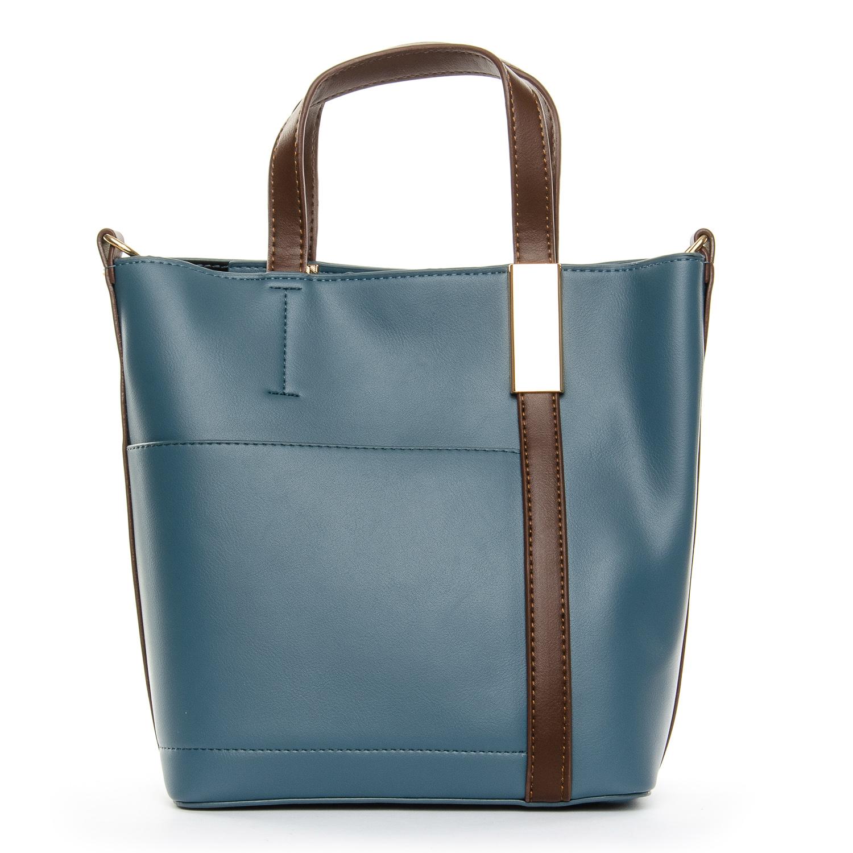 Сумка Женская Классическая иск-кожа FASHION 1-04 022 blue