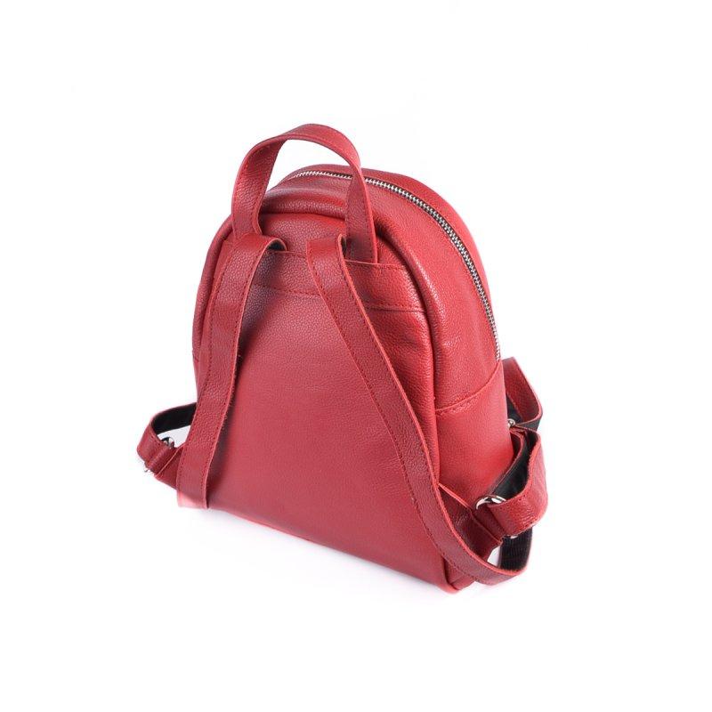 Сумка Женская Классическая кожа М 249 red - фото 3