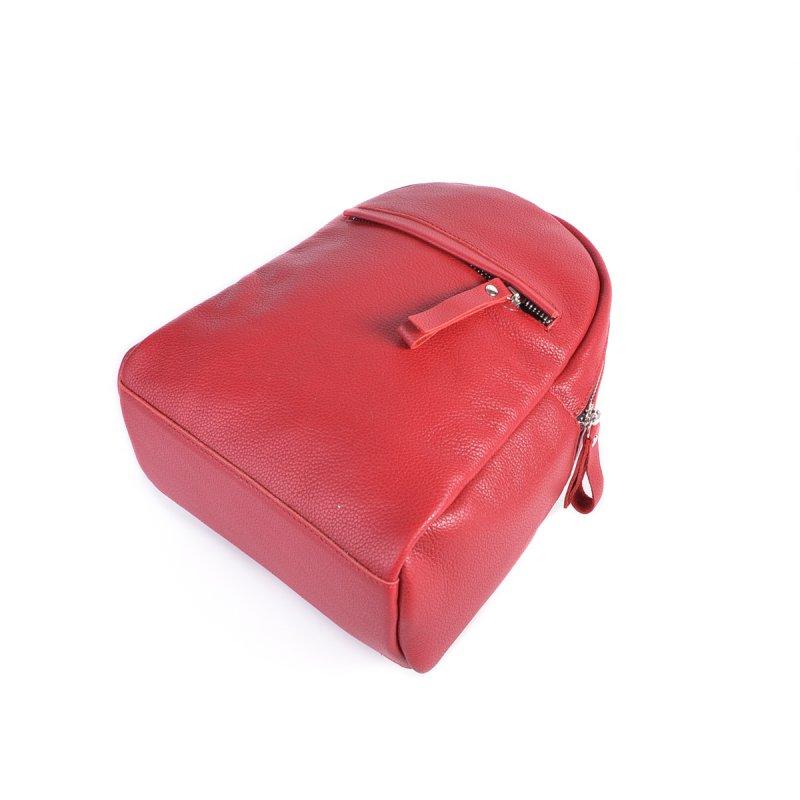 Сумка Женская Классическая кожа М 249 red - фото 4