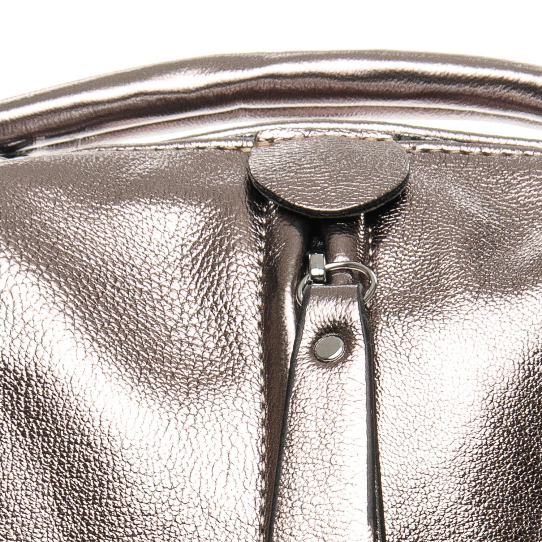 Сумка Женская Классическая иск-кожа FASHION 1-05 905 grey - фото 3