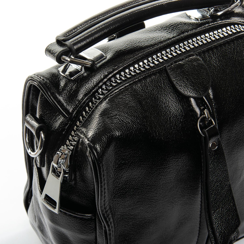 Сумка Женская Классическая иск-кожа FASHION 1-05 905 black - фото 3