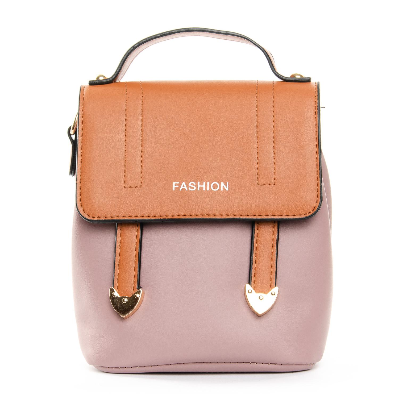 Сумка Женская Классическая иск-кожа FASHION 1-05 6737 pink