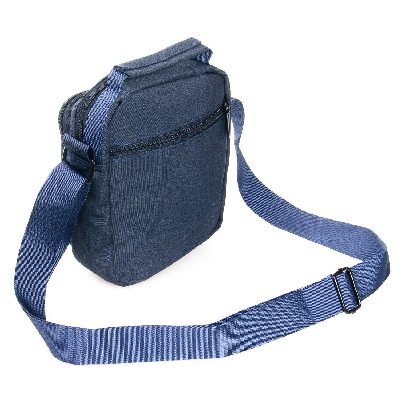 Сумка Мужская Планшет нейлон Lanpad 8174 blue - фото 4