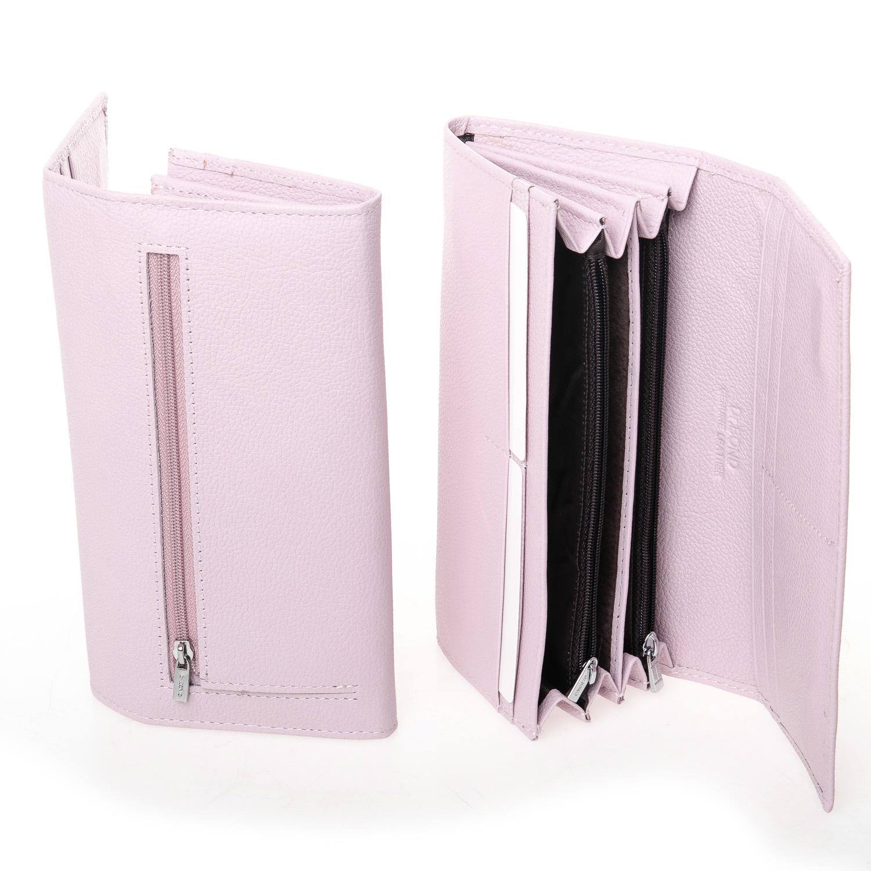 Кошелек Classic кожа DR. BOND W501-2 pink - фото 4