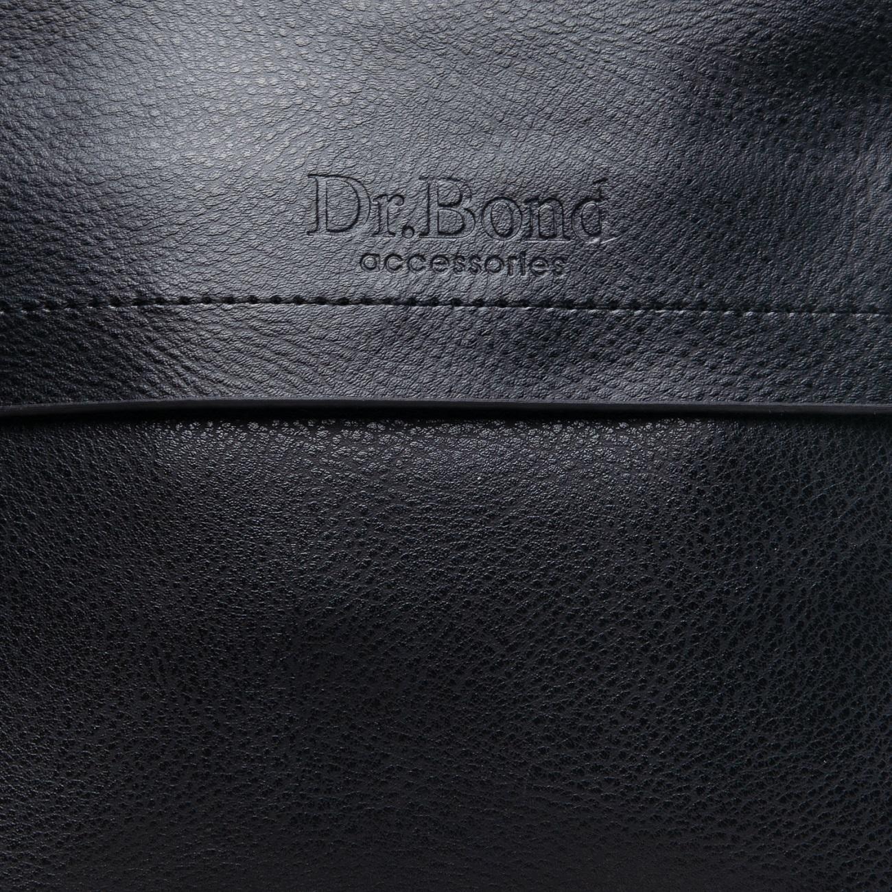 Сумка Мужская Планшет иск-кожа DR. BOND GL 206-3 black - фото 3