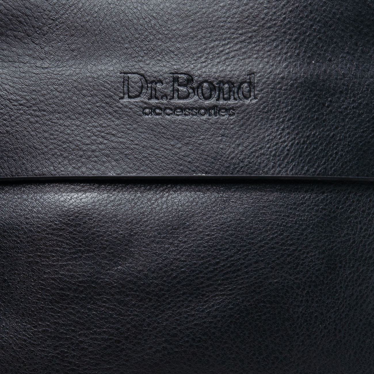 Сумка Мужская Планшет иск-кожа DR. BOND GL 304-3 black - фото 3
