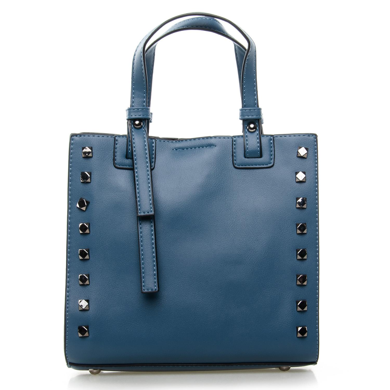 Сумка Женская Классическая иск-кожа FASHION 7-03 6986 blue