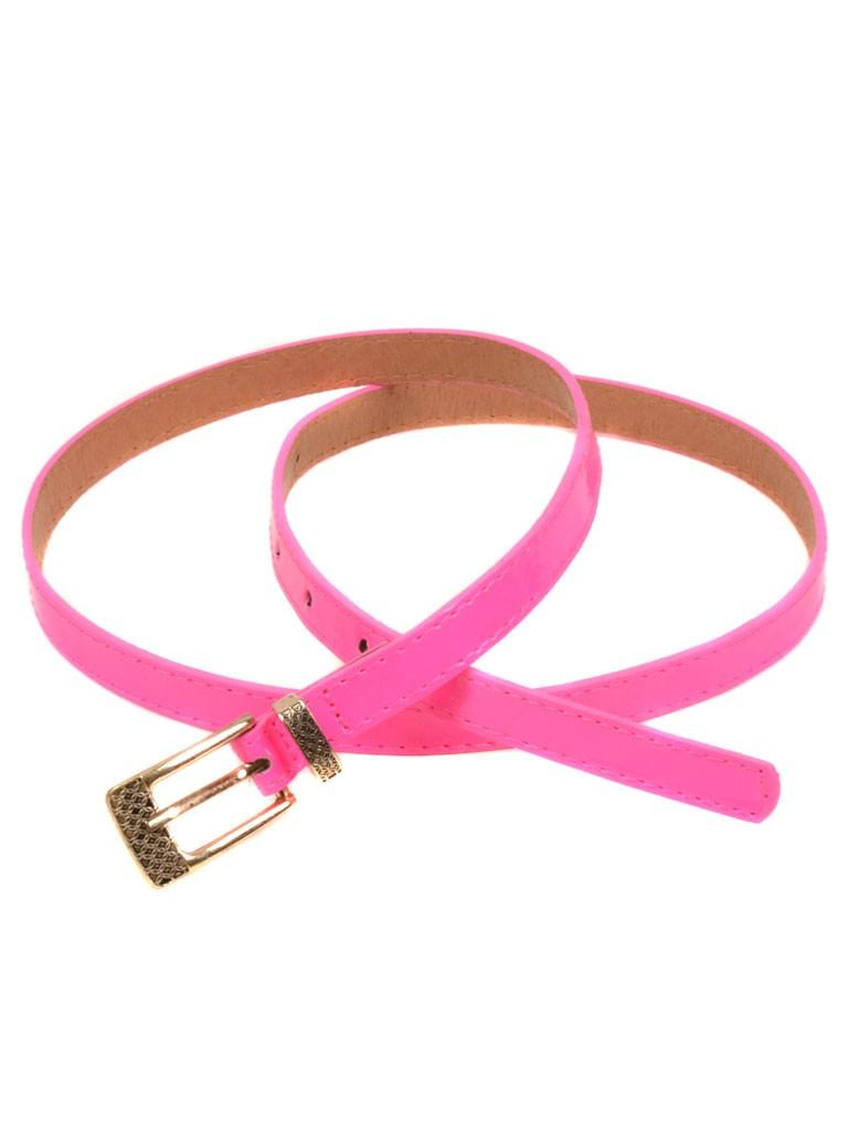 Ремень Женский иск-кожа 1014 pink