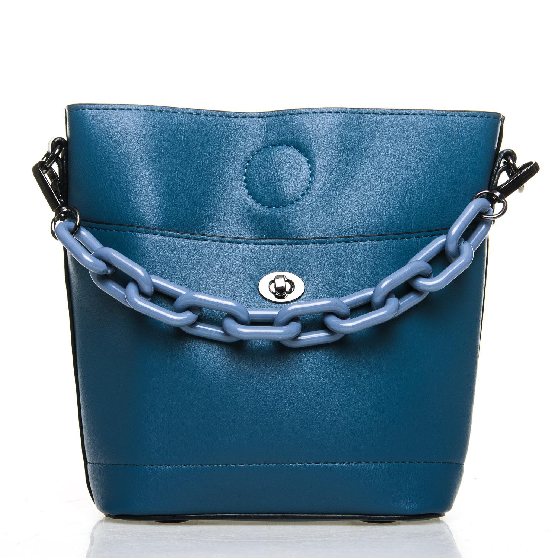 Сумка Женская Классическая иск-кожа FASHION 7-04 1071 blue