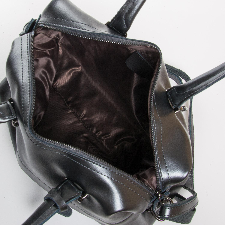 Сумка Женская Классическая кожа ALEX RAI 9-01 P1532 bright-grey - фото 5