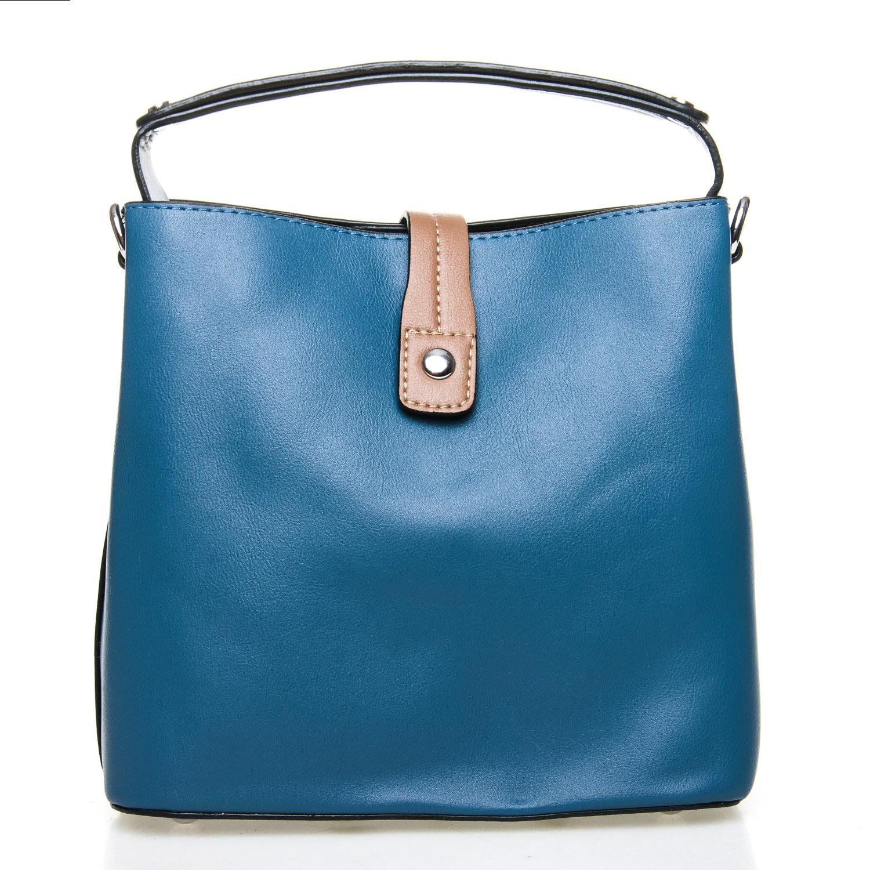 Сумка Женская Классическая иск-кожа FASHION 7-05 17882 blue