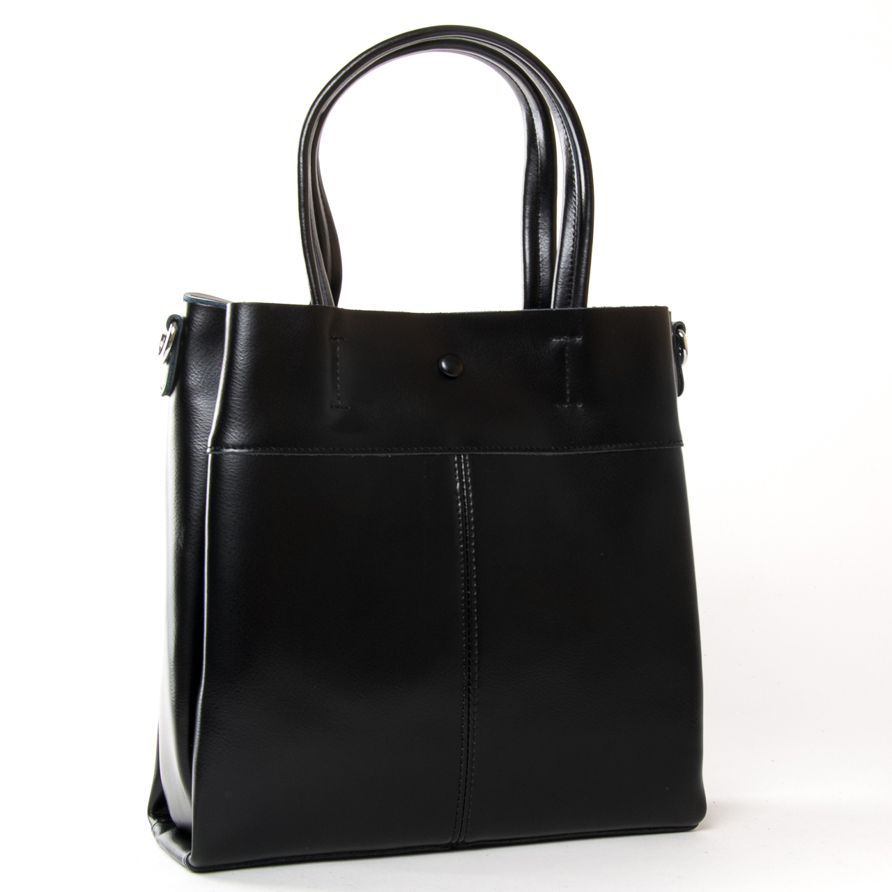 Сумка Женская Классическая кожа ALEX RAI 9-02 371 black