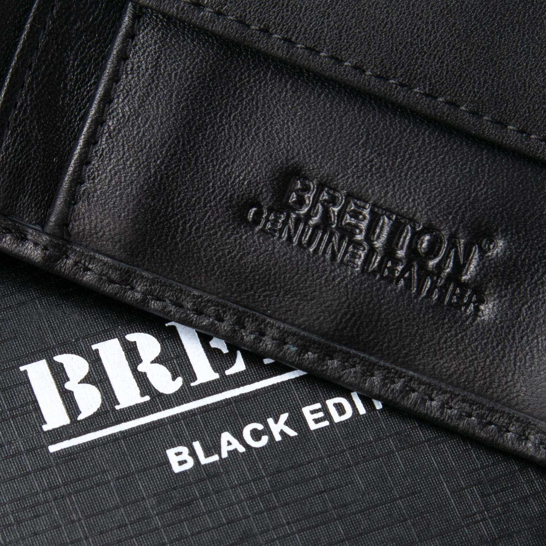 Кошелек NAPPA кожа BRETTON M3201 black - фото 3