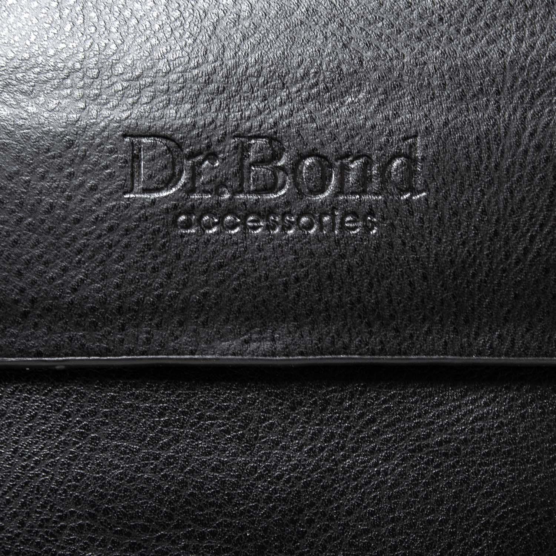 Сумка Мужская Планшет иск-кожа DR. BOND GL 309-2 black - фото 3