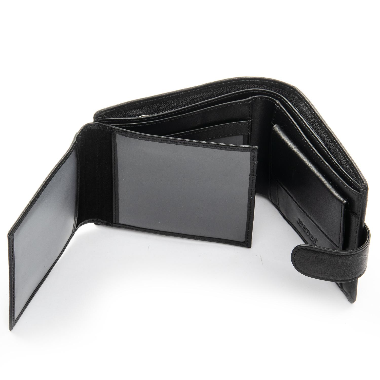 Кошелек NAPPA кожа BRETTON M3603 black - фото 4