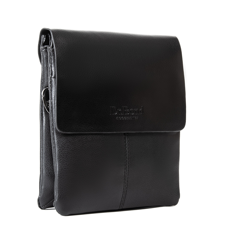 Сумка Мужская Планшет иск-кожа DR. BOND GL 209-2 black