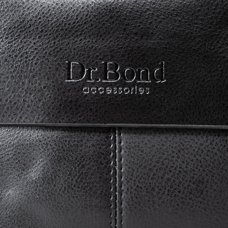 Сумка Мужская Планшет иск-кожа DR. BOND GL 209-2 black - фото 3